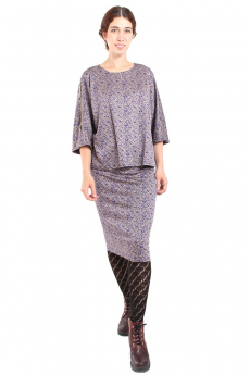 Женский костюм: юбка и джемпер Bast